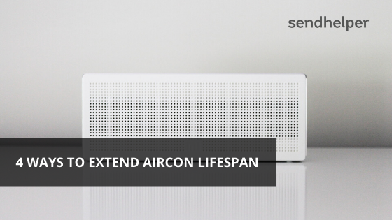 Aircon Servicing: 4 Ways to Extend AC Lifespan