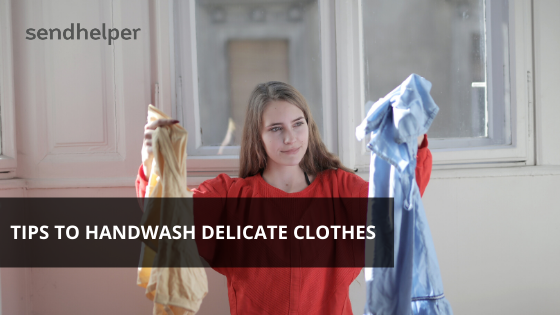 Laundry Practice: Tips to hand-wash delicate clothes