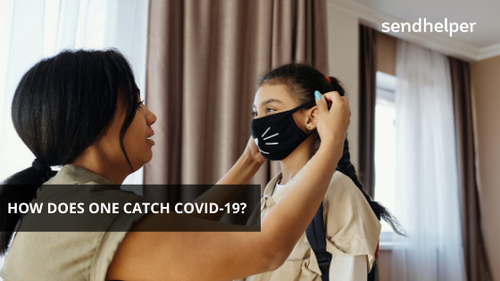 This article explains how does one catch Covid-19, modes of transmission and safety measures to be taken to prevent the spread of coronavirus.