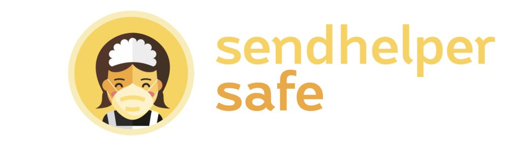 Sendhelper's safety measures for COVID-19