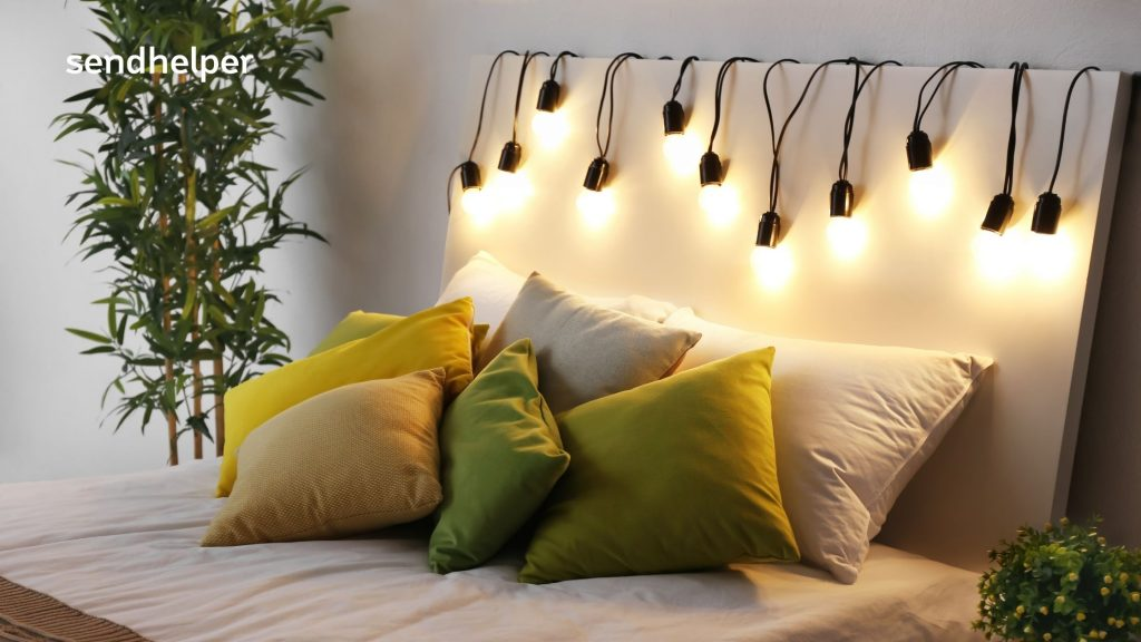 Smart ideas to Decorate Your Room with Bedroom Lights