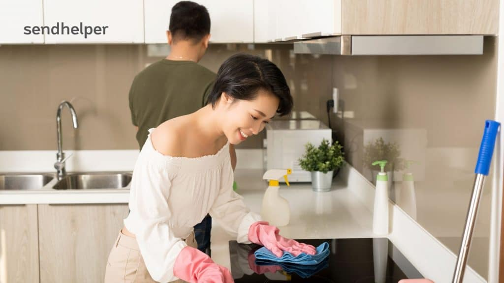 A complete guide to home cleaning during different times of the year.