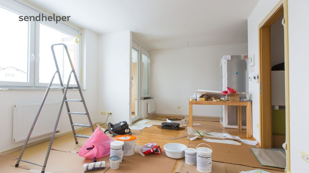 Hire best handyman service for home projects