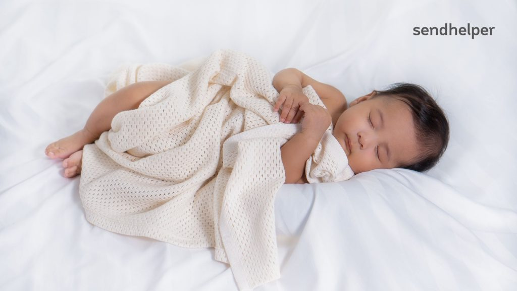 Ideal room temperature for baby to sleep well