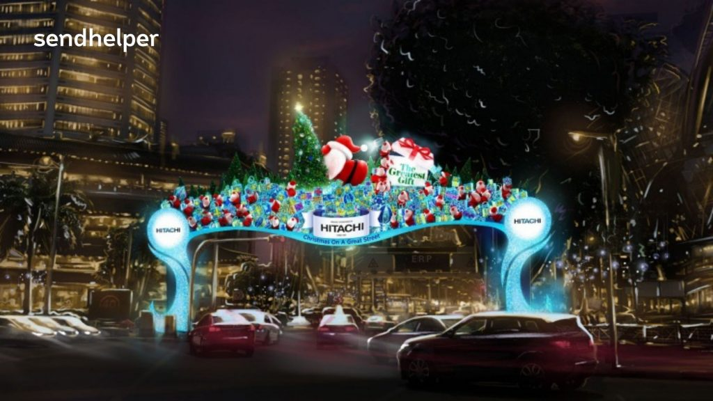 Best Christmas Events in Singapore to Explore in 2020
