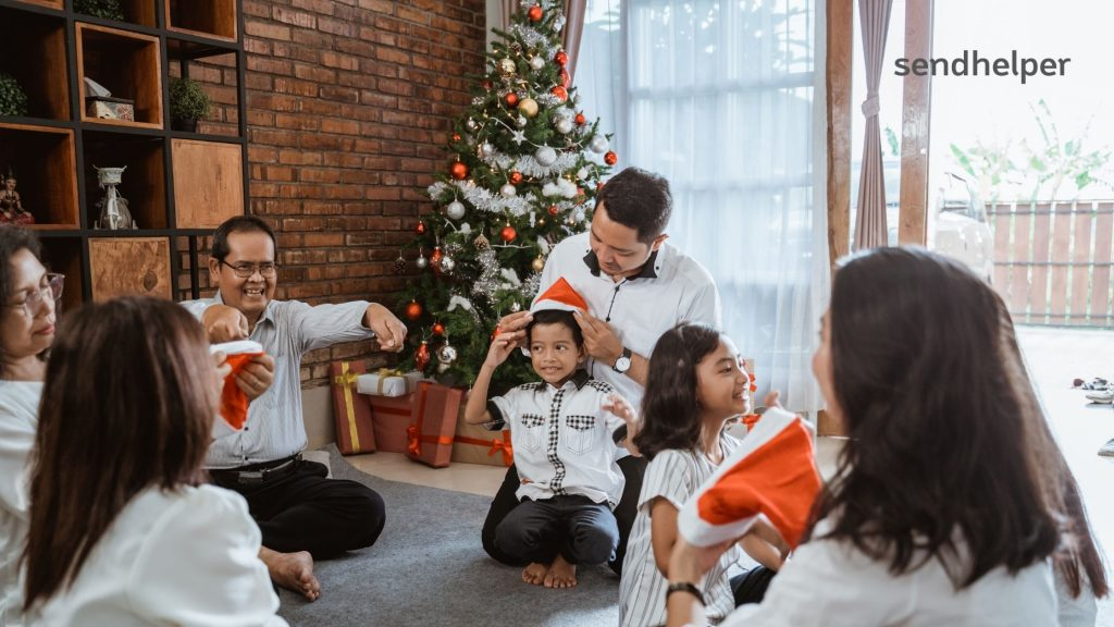 How to host Christmas gathering during Covid-19?