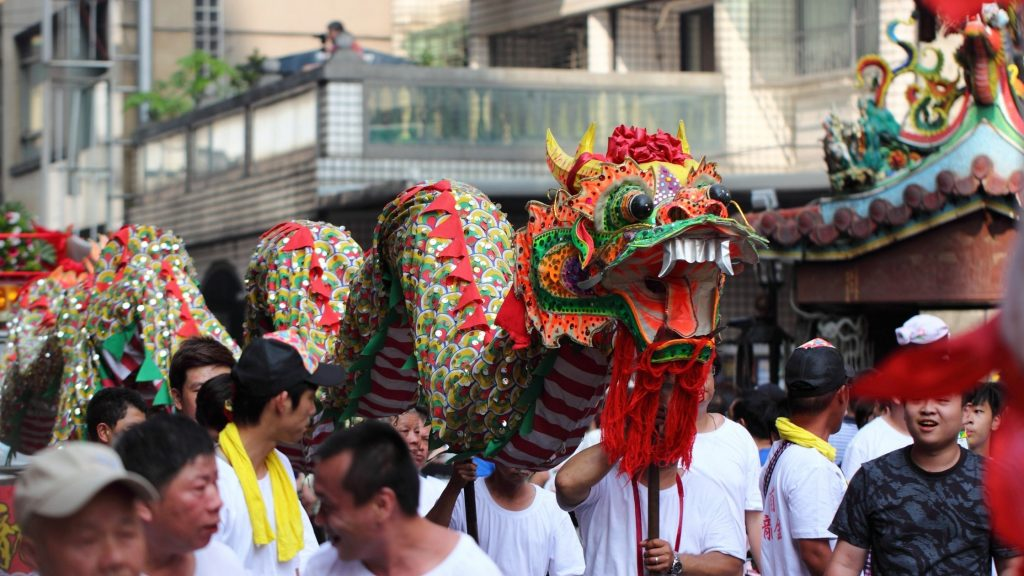 Common customs of Chinese New Year