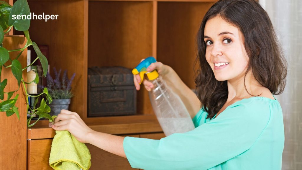 Tips to clean wooden furniture at home