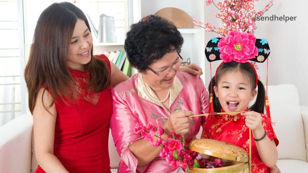 Chinese New Year kids activities