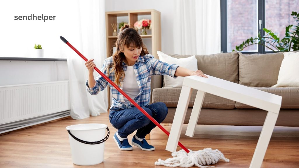 Spring cleaning tips for the Chinese New Year