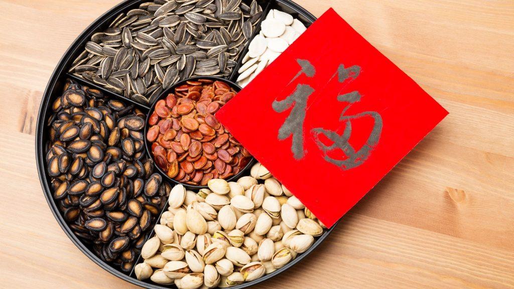 Lunar New Year decorations