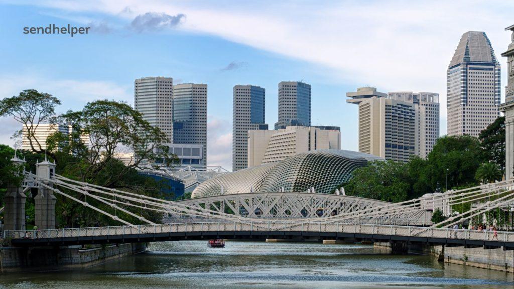 Singapore bridges