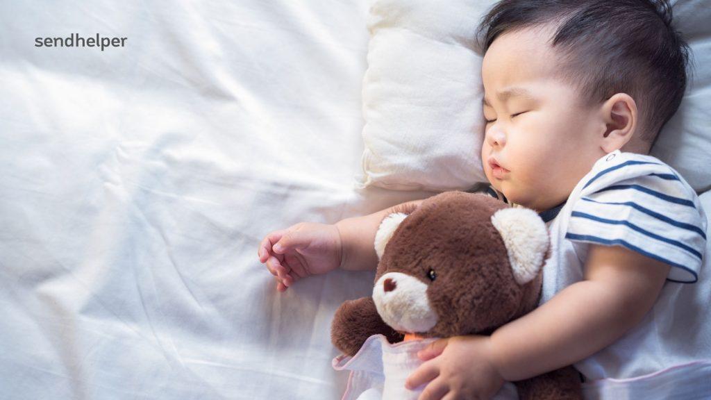 Baby-sleep training