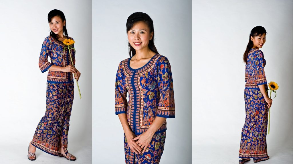 Traditional dresses of Singapore