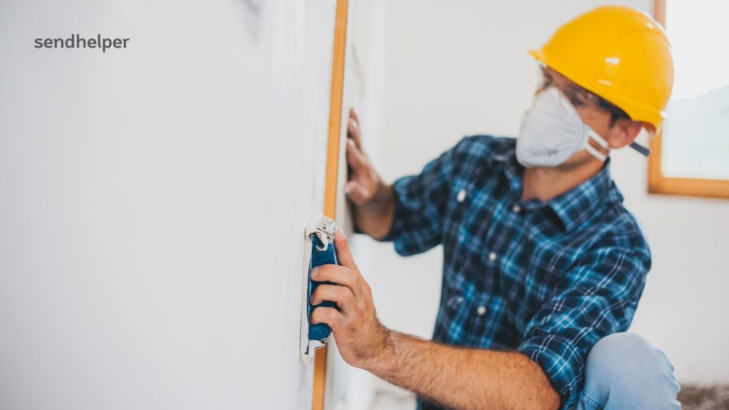 A guide to do drywall repairing and patching at Home