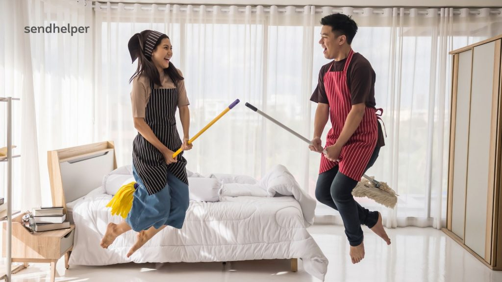 Cleaning Hacks: Have Fun with Cleaning