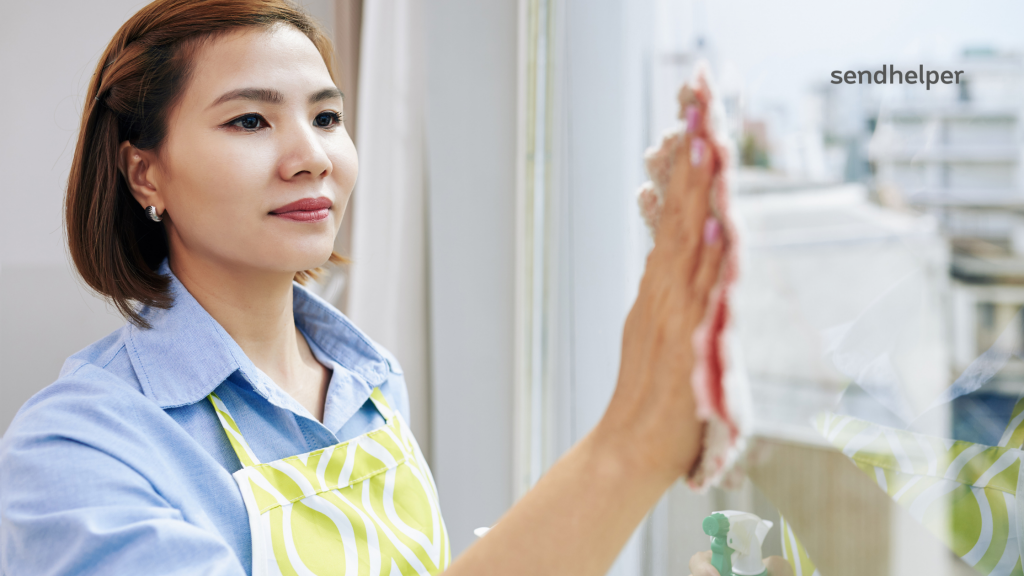 Benefits of hiring a part-time helper in Singapore