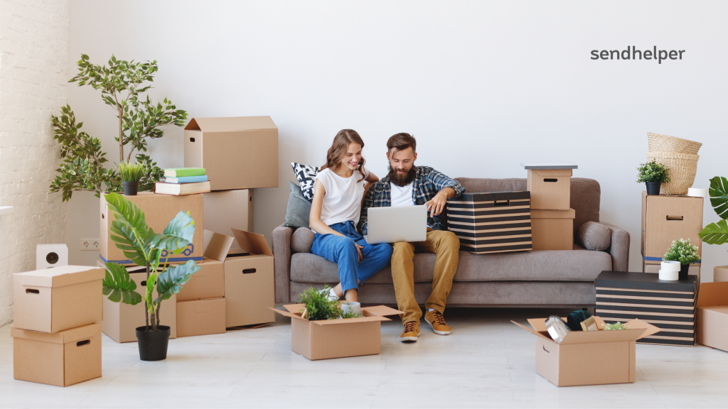 A guide to moving out from a place for the first time.