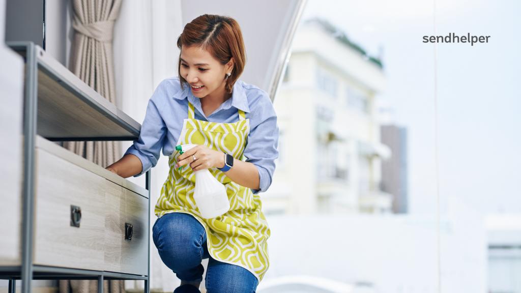 Tenancy Cleaning Checklist