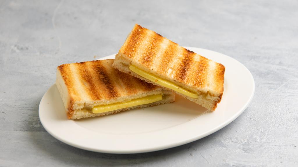 Local Singapore Snacks: Kaya Toast